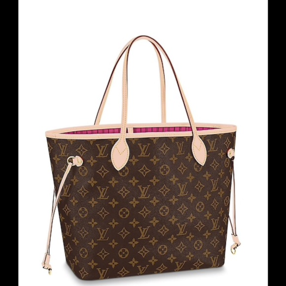 2ddba0133156 Louis Vuitton Handbags - FINAL PRICE Louis Vuitton neverfull MM